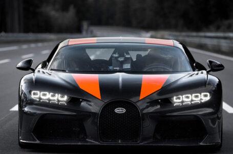 ส่งต่อความแรงให้ Bugatti Chiron Super Sport 300+ รุ่นพิเศษ ผลิตจำกัด 30 คัน