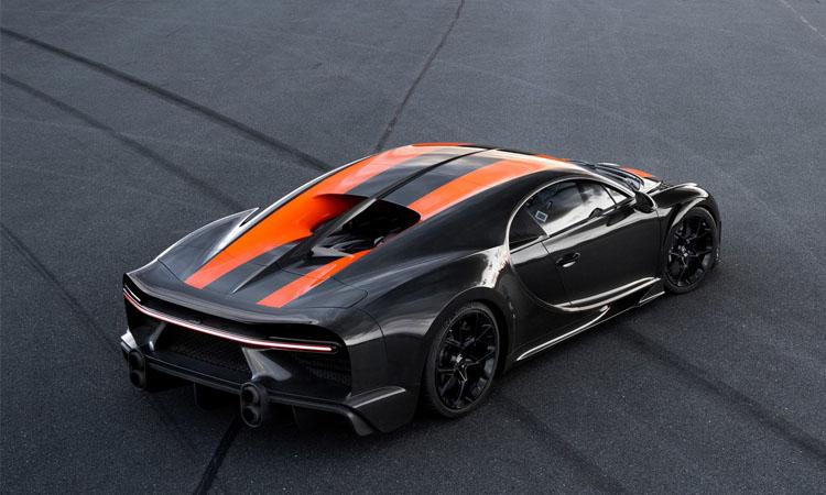 ส่งต่อความแรงให้ Bugatti Chiron Super Sport 300+ รุ่นพิเศษ ผลิตจำกัด 30 คัน 7