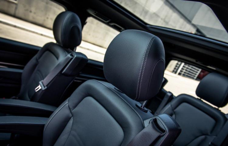 เผยโฉม The V-Classตัวใหม่ของค่าย Mercedes-Benz ราคาเริ่มต้น 3.99 ล้านบาท 6
