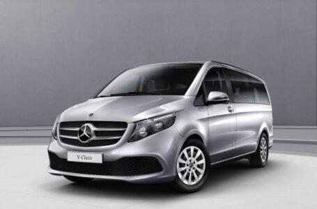 เผยโฉม The V-Classตัวใหม่ของค่าย Mercedes-Benz ราคาเริ่มต้น 3.99 ล้านบาท