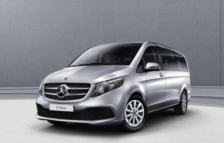 เผยโฉม The V-Classตัวใหม่ของค่าย Mercedes-Benz ราคาเริ่มต้น 3.99 ล้านบาท 9