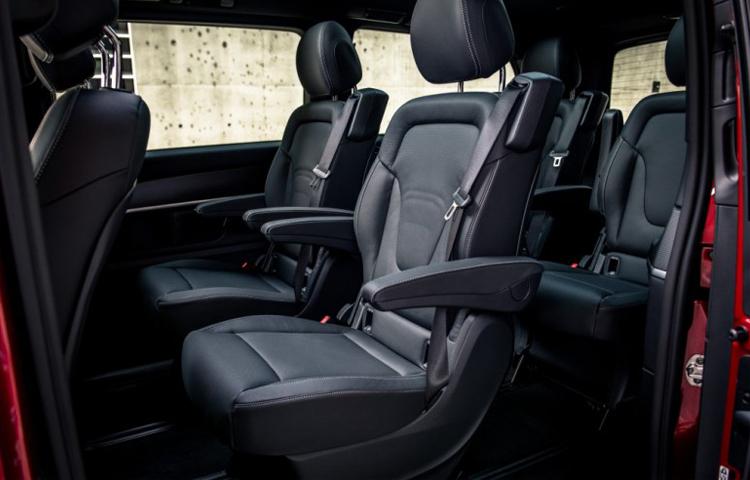 เผยโฉม The V-Classตัวใหม่ของค่าย Mercedes-Benz ราคาเริ่มต้น 3.99 ล้านบาท 4