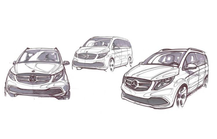 เผยโฉม The V-Classตัวใหม่ของค่าย Mercedes-Benz ราคาเริ่มต้น 3.99 ล้านบาท 8