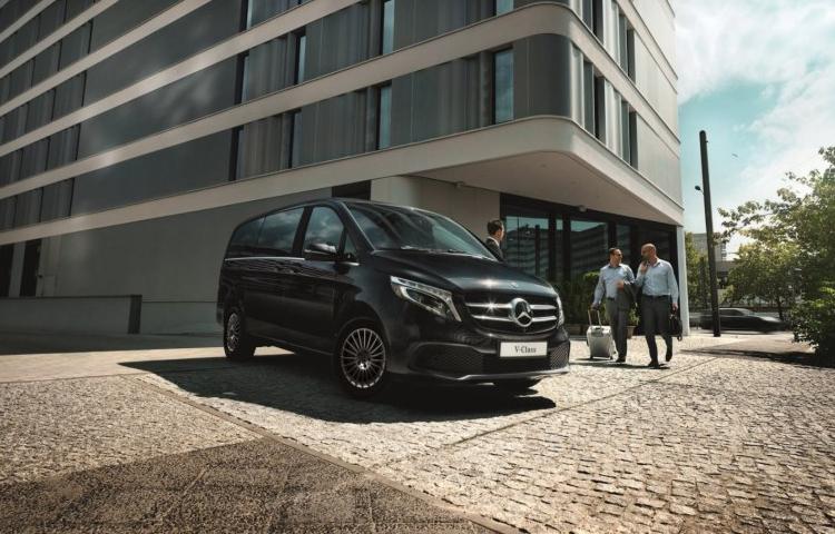 เผยโฉม The V-Classตัวใหม่ของค่าย Mercedes-Benz ราคาเริ่มต้น 3.99 ล้านบาท 2