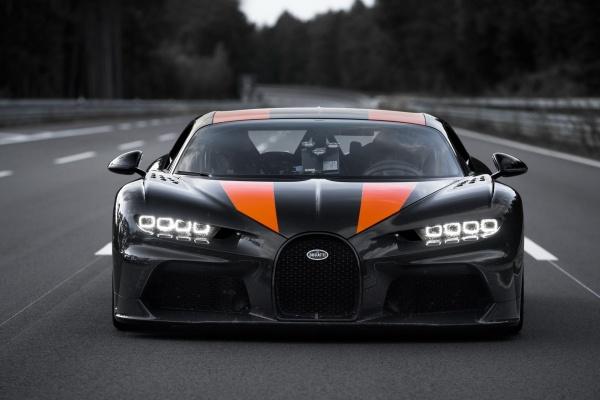 แรงสุดขีด Bugatti Chiron Prototype กับสถิติความเร็ว 490 กม./ชม. 1