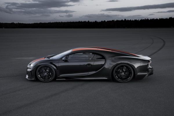 แรงสุดขีด Bugatti Chiron Prototype กับสถิติความเร็ว 490 กม./ชม. 3