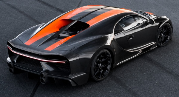 แรงสุดขีด Bugatti Chiron Prototype กับสถิติความเร็ว 490 กม./ชม. 4