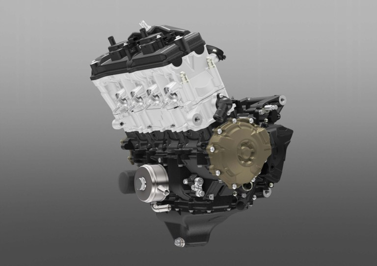 เครื่องยนต์ Honda CBR1000R