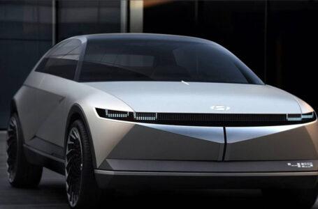 Hyundai โมเดล 45 EV Concept รถต้นแบบพลังงานไฟฟ้าในอนาคตของค่าย
