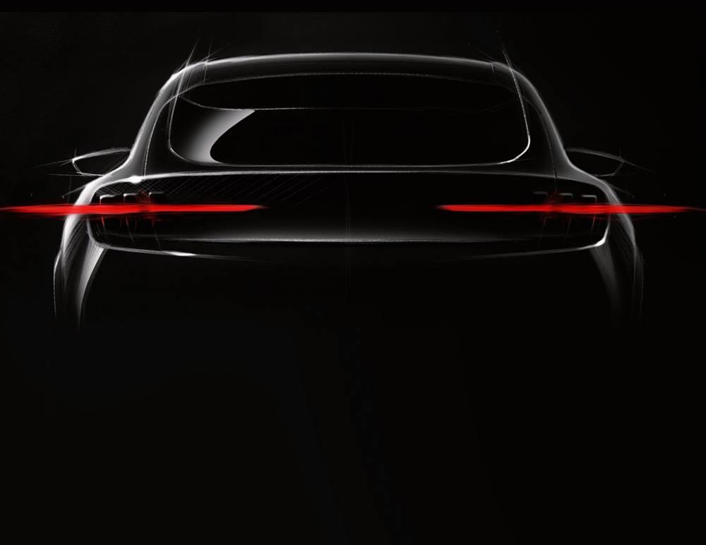 Ford วางแผนขยายกองทัพ เปลี่ยน Mustang เป็นรถไฟฟ้าในร่างของ Crossover อาจเผยโฉมปี 2020 3
