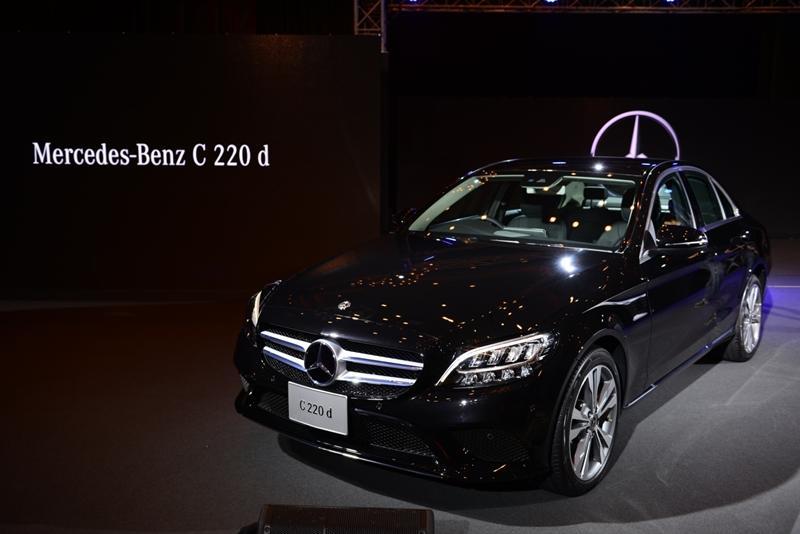 ราคาจริง Mercedes-Benz C 220d Avantgarde ราคา 2.47 ล้านบาท 3