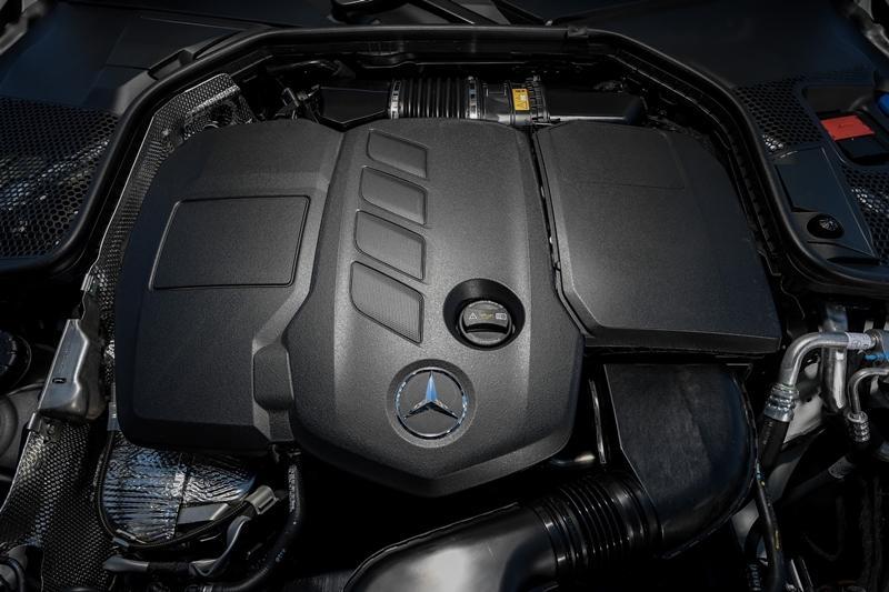 ราคาจริง Mercedes-Benz C 220d Avantgarde ราคา 2.47 ล้านบาท 2