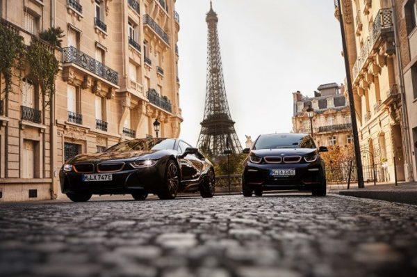 BMW เปิดตัว i3s และ i8 รุ่นพิเศษจำกัดเพียง 1200 คันเท่านั้น