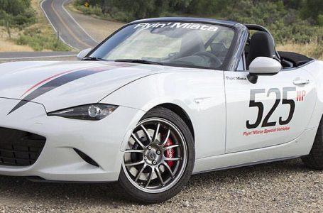 โหดกว่านี้มีอีกไหม Mazda MX-5 เปลี่ยนเครื่องยนต์เป็น V8 แรงขั้นเทพ