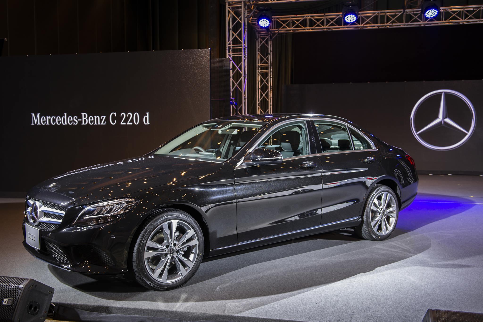 ราคาจริง Mercedes-Benz C 220d Avantgarde ราคา 2.47 ล้านบาท 1