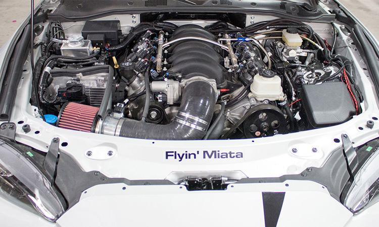 Mazda MX-5_เครื่องยนต์