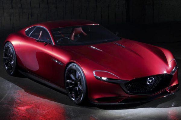 รถยนต์ไฟฟ้า Mazda