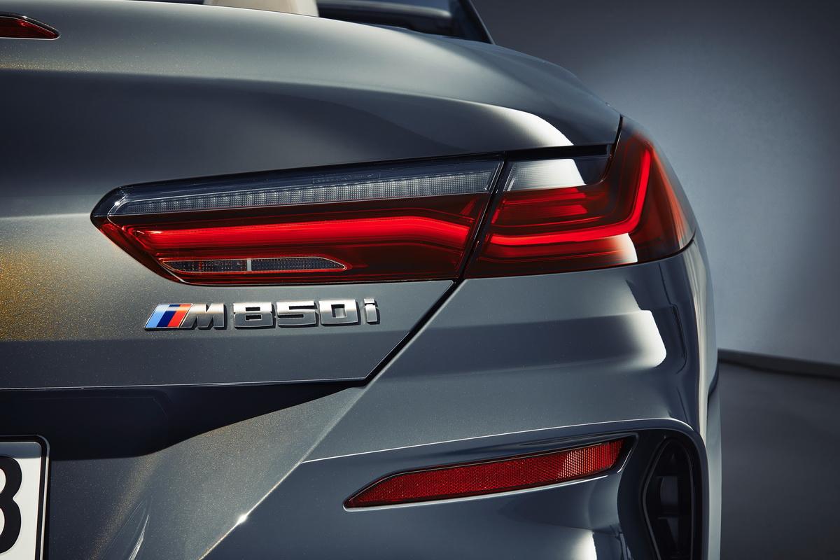 BMW M850i xDrive Convertible เคาะราคาอย่างเป็นทางการ 13,499,000 บาท 2