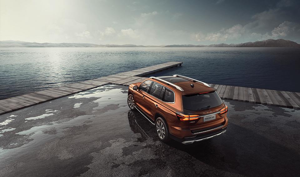 Roewe RX8 SUV มาพร้อมขุมพลังสุดประหยัดน้ำมัน ราคา 724,000 บาท ในจีน 3