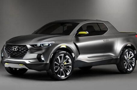 Hyundai Santa Cruz รถกระบะเน้นความแข็งแกร่งบึกบึน ของค่าย Hyundai