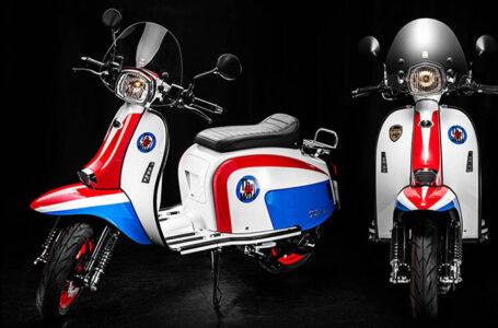 Scomadi TT125i และ TT200i The Who Limited Edition สกูตเตอร์คลาสสิกรุ่นพิเศษ