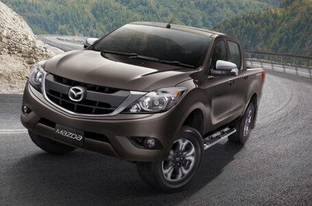 ราคา ตารางผ่อนดาวน์ Mazda BT-50 Pro ปี 2020 – 2021