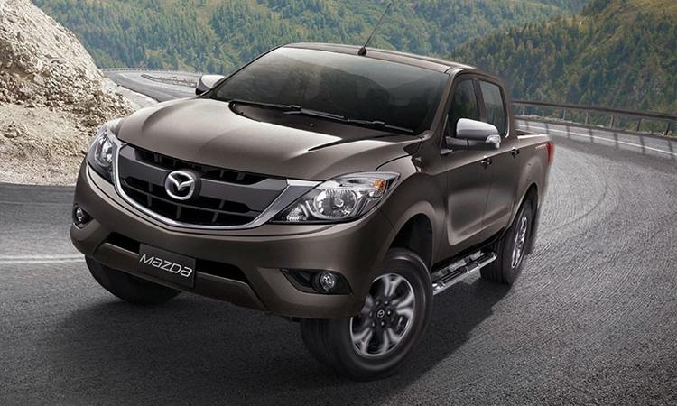ราคา ตารางผ่อนดาวน์ Mazda BT-50 Pro ปี 2020 - 2021