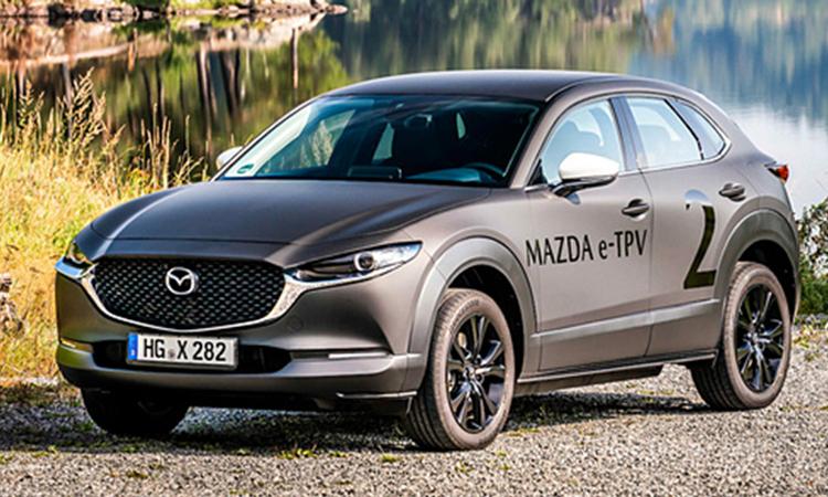 Mazda เตรียมเปิดตัวรถยนต์ไฟฟ้า Full EV ที่งาน Tokyo Motor Show 2019