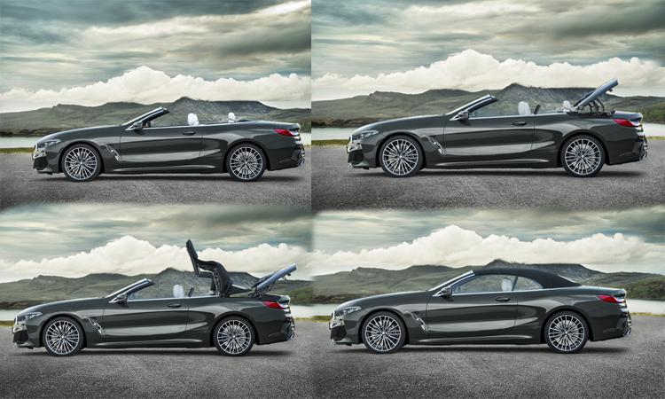 BMW M850i xDrive Convertible เคาะราคาอย่างเป็นทางการ 13,499,000 บาท