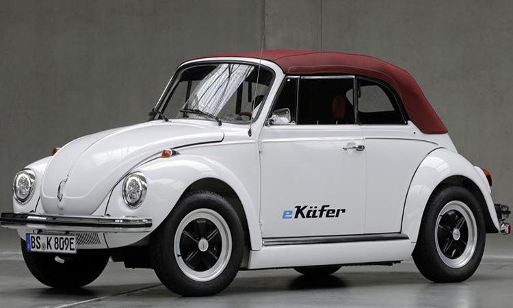 ดีซน์ Volkswagen e-Beetle Concept