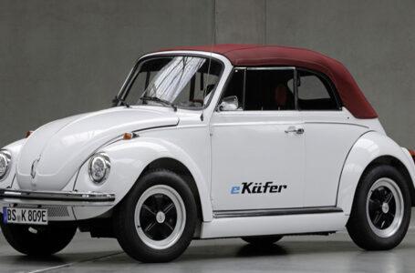 Volkswagen e-Beetle Concept EV
