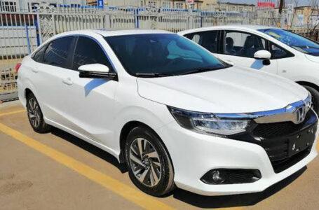 เผยโฉมหน้าใหม่ของ Honda City 2020 ที่ประเทศจีน