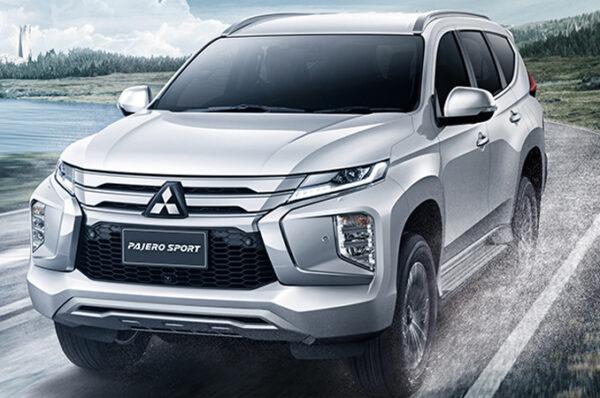 สเปค Mitsubishi Pajero Sport Minorchange ตารางราคา ผ่อน/ดาวน์