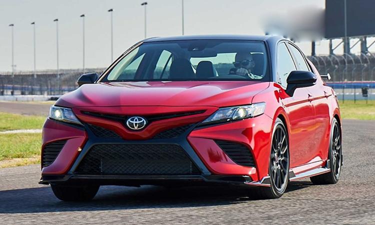 Toyota ยุโรป เปิดตัว Toyota Camry TRD ซีดานหรูระดับพรีเมี่ยม