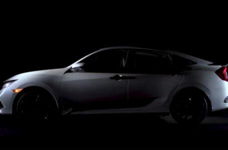 Honda ได้ปล่อยภาพทีเซอร์ Honda Civic Facelit ในประเทศมาเลเซีย