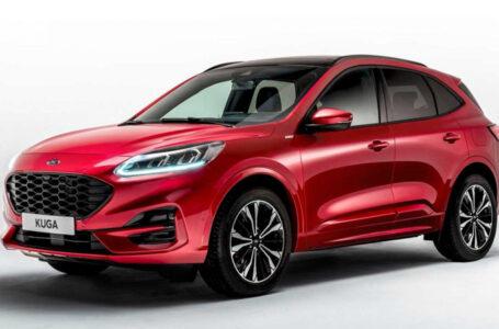 Ford ส่งรถอเนกประสงค์ Ford Escape Hybrid ลุยตลาดอเมริกา