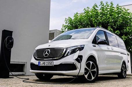 Mercedes-Benz EQV เผยโฉม และวางจำหน่ายในงานแฟรงก์เฟิร์ต มอเตอร์โชว์ 2019