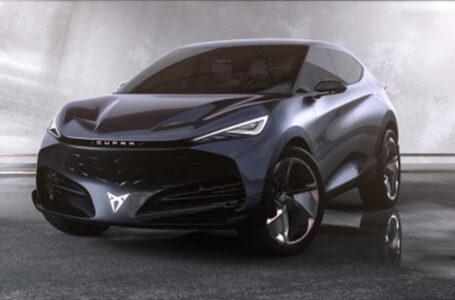 Cupra Tavascan Concept ครอสโอเวอร์ไฟฟ้า ที่พร้อมเปิดตัวที่งาน Frankfurt Motor Show 2019
