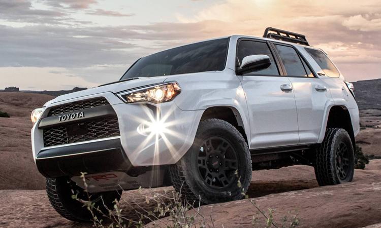 Toyota 4Runner 2020 ฟีเจอร์ใหม่สำหรับคนรักการผจญภัย