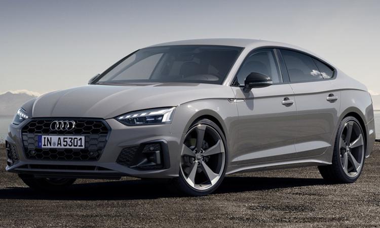 Audi A5 Minorchange