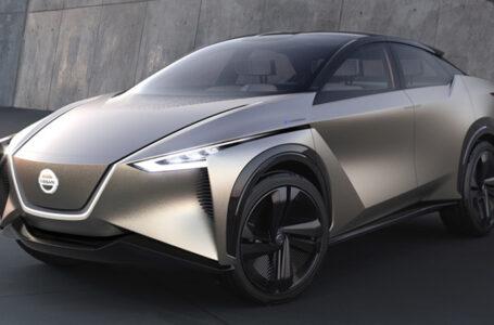 Nisan IMx KURO Concept Crossover EV ต้นแบบรถยนต์ไฟฟ้าของ Nissan