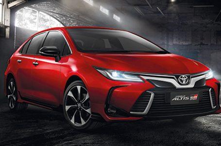 ราคา ตารางผ่อนดาวน์ NEW Toyota Corolla ALTIS (TNGA) ปี 2020-2021