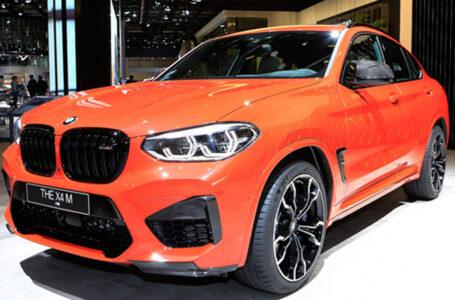 BMW ส่ง All-new BMW X4 Model อวดโฉมที่งาน Frankfurt Motor Show 2019