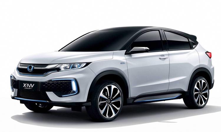 Honda เตรียมส่ง Honda X-NV Sport EV ตีตลาดเมืองจีน