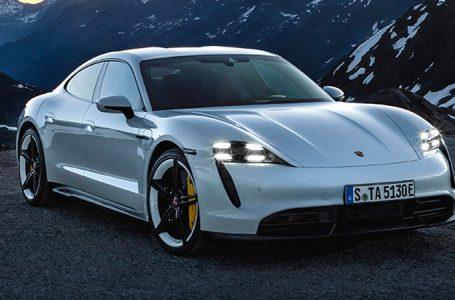 Porsche เปิดตัวรถยนต์ไฟฟ้า Porsche Taycan (ไทคานน์) EV