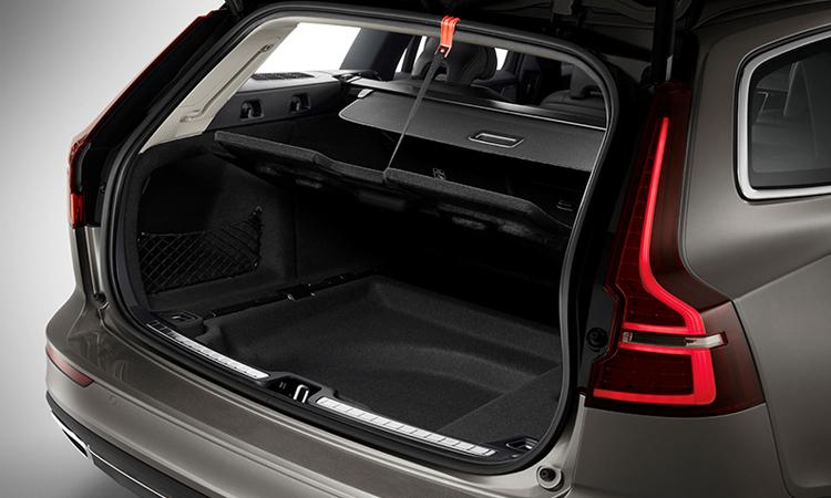 ที่เก็บของด้านหลัง All NEW Volvo V60