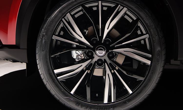 ล้อแม็ก Nissan JUKE 2019
