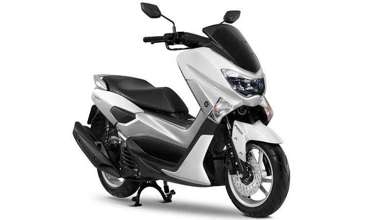 YAMAHA NMAX 155 สีขาว