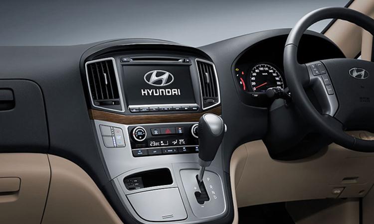 ตำแหน่งเกียร์ Hyundai H1