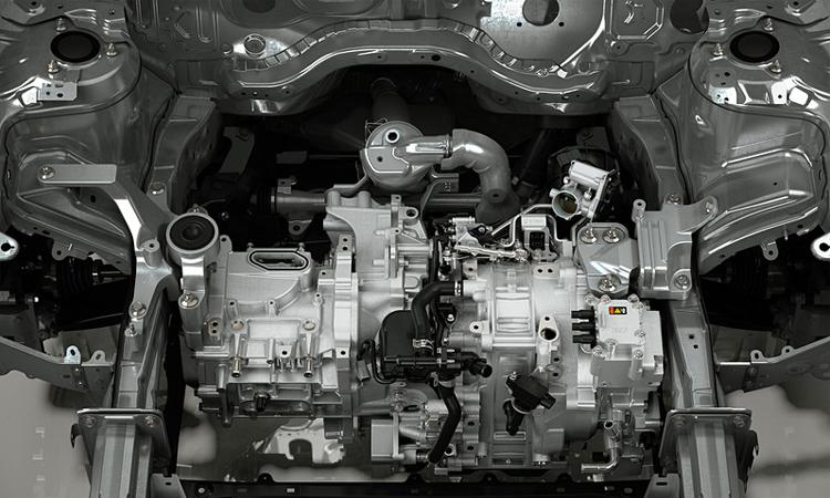 เครื่องยนต์ Mazda รถยนต์ไฟฟ้า Full EV 100%